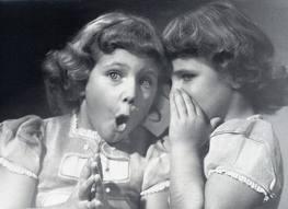 Girls Telling Secret